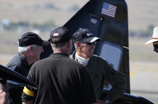 T-6 Pilot Nick Macy, Race #6 Six Cat