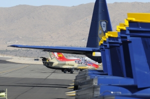 Blue Angels & Race Jets