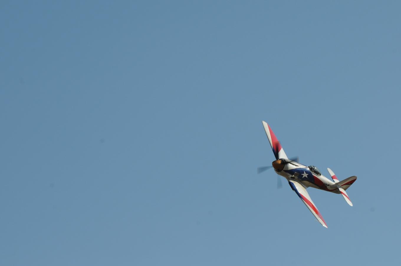 Race 105 Spirit of Texas Hawker Sea Fury