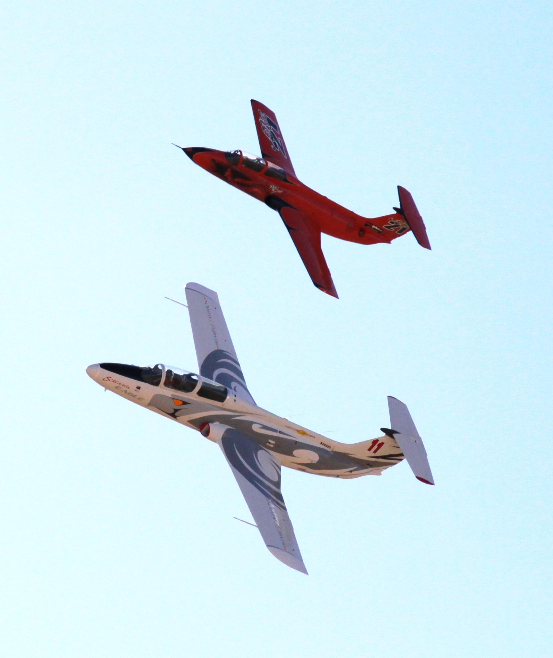 Kokshorn :  Raju Grace, L21 & John Kokshoorn o Race 11, Screaming Eagle, L29