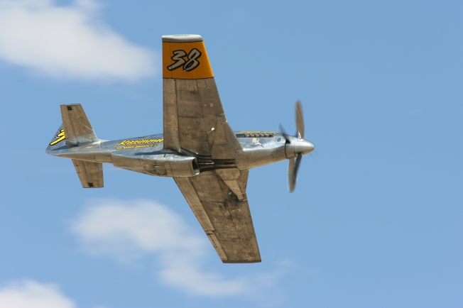 Race 38 Precious Metal, P-51 XR