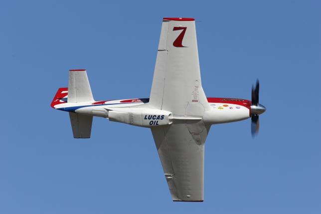 Race 7 Strega, P-51D