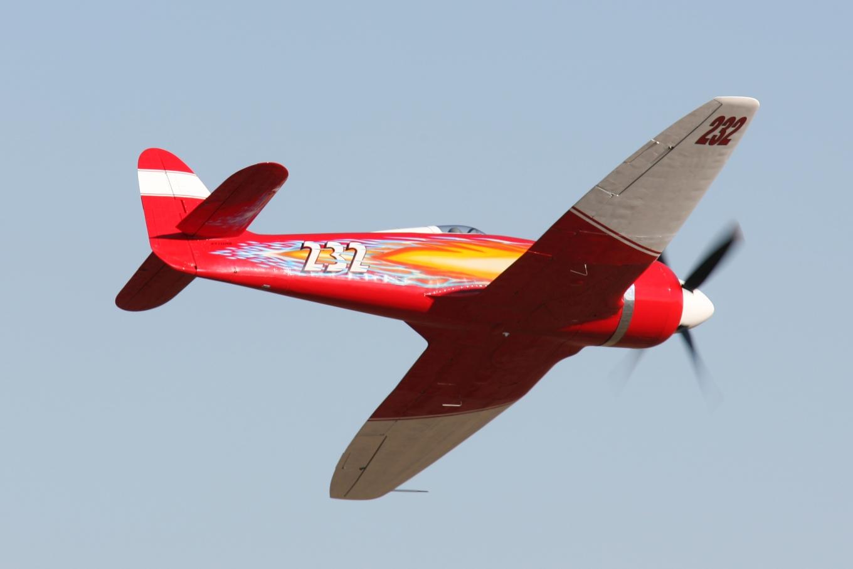 Race 232 September Fury, Hawker Sea Fury