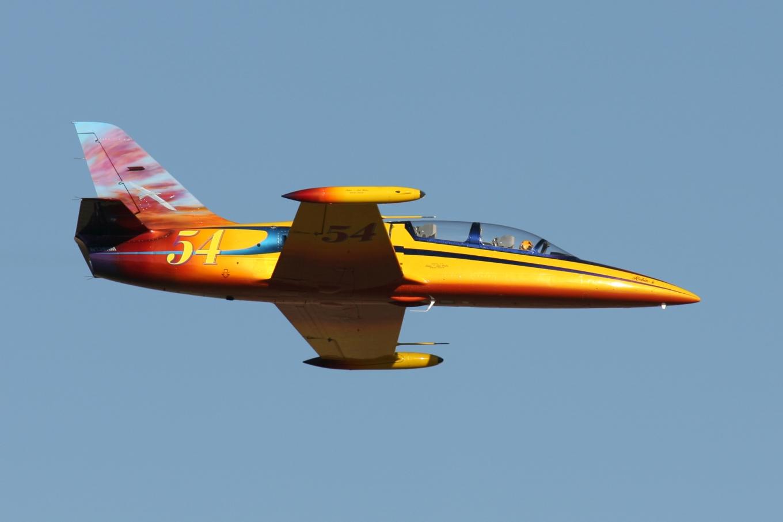 Race 54 Robin 1, L-39 Jet