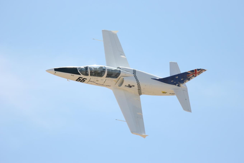 Race 66 Black Czech, L-39 Jet