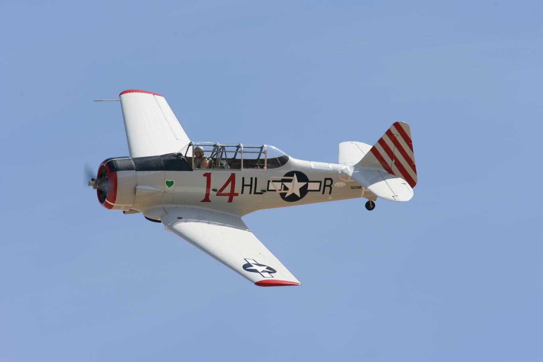 Race 14 Baron's Revenge, AT-6B
