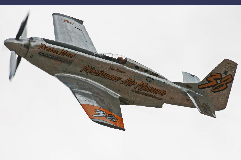 Race 38 Precious Metal, P-51XR, Thom Richard, Pilot